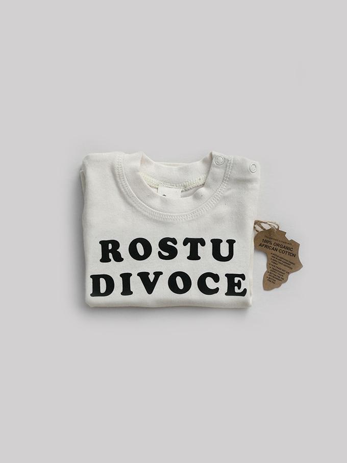Tričko Rostu divoce