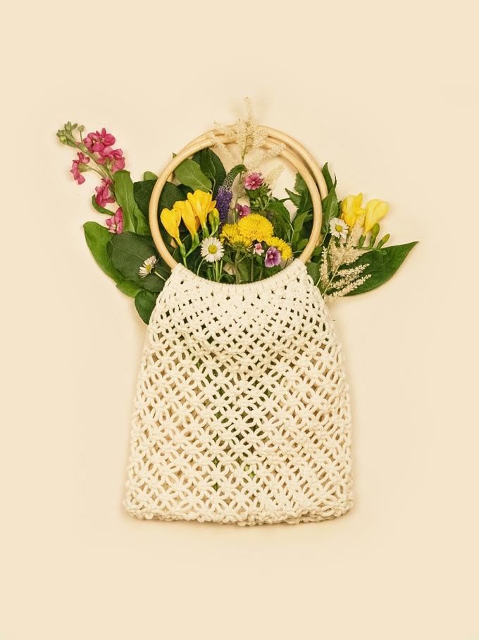 Síťovaná taška