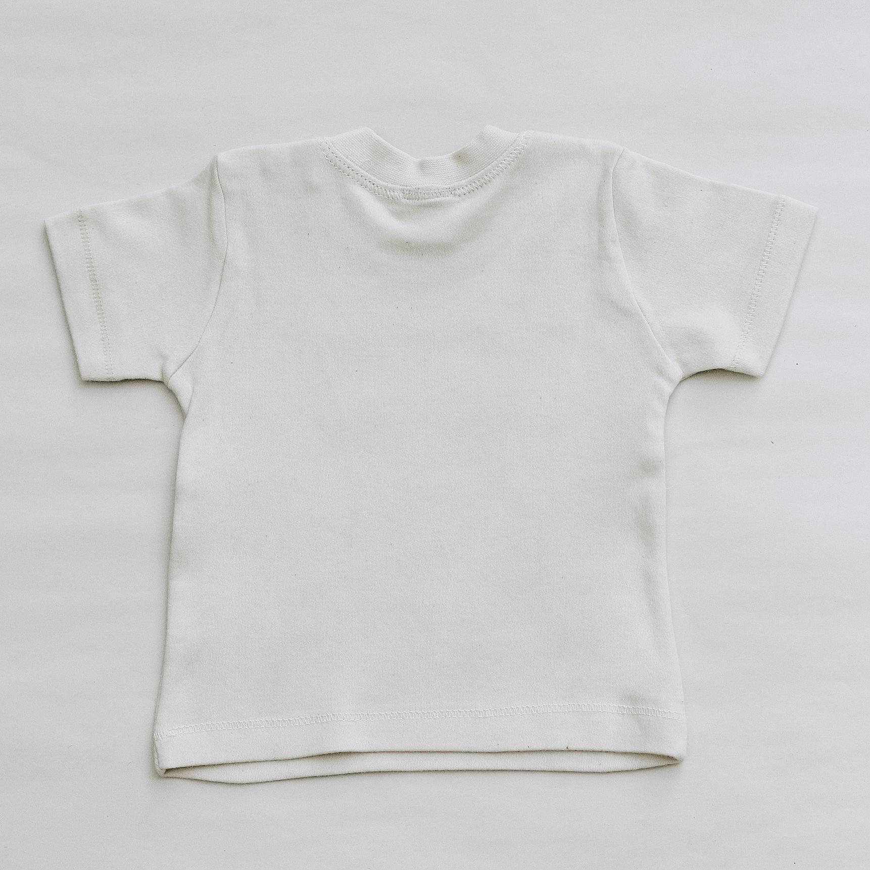 Tričko Rostu divoce světlé